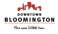 Downtown Bloomington Logo