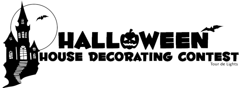 halloween house decorating contest logo - Halloween Decorating Contest