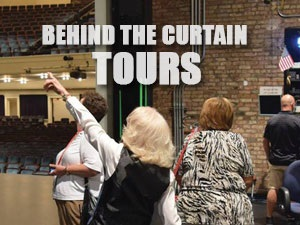 Behind the Curtain Tours