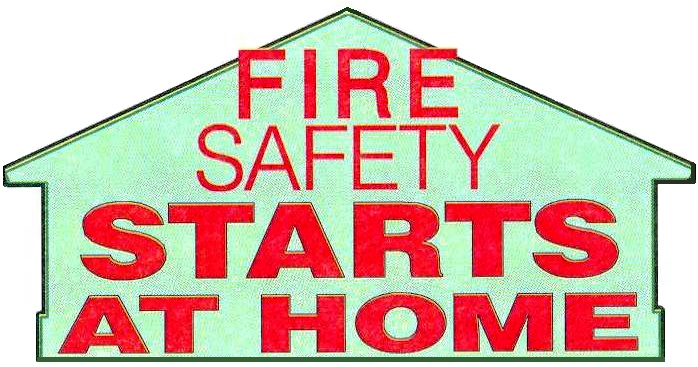 Fire Safety Starts At Home