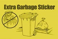 Extra Garbage Bags Diagram