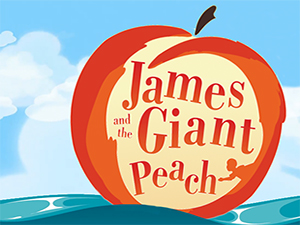 James and the Giant Peach 300x225