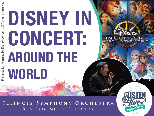 Disney in Concert BCPA Event Photo