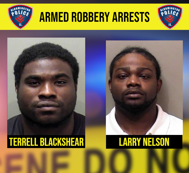 Arrest- Armed Robbery
