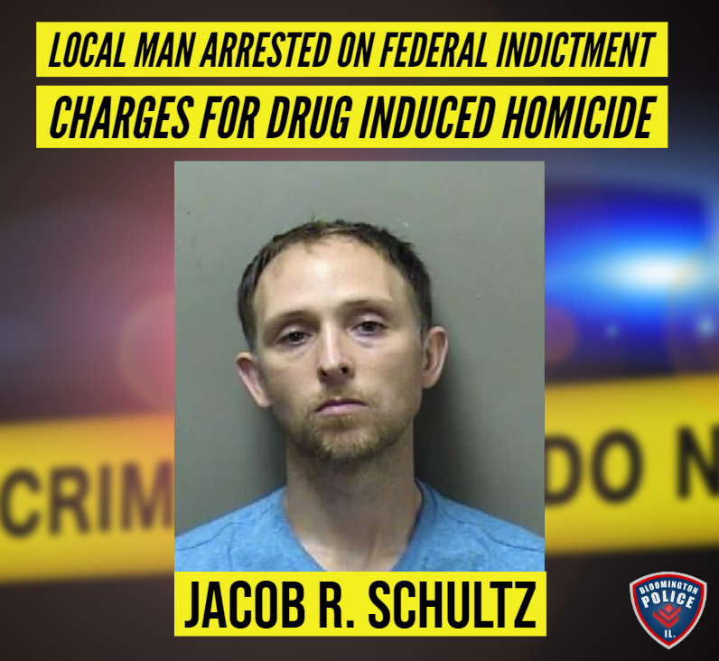 Jacob Schultz arrest