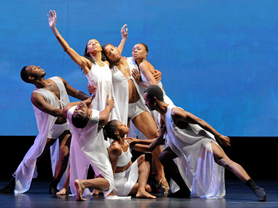 lula washington dance company