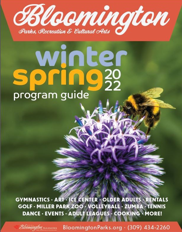 Current Recreation Brochure Cover
