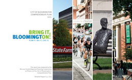 Bring it on Bloomington Comprehensive Plan Cover